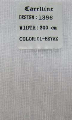 Каталог Design 1356 color 01-beyaz CARRLLINE (КАРРЛИН)