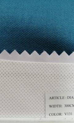 Каталог Ткань ARTICLE: DIAMOND Color V131 Green ARYA HOME (АРИЯ)