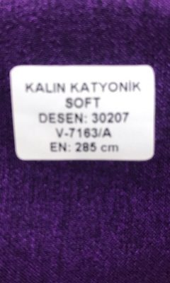 Артикул 30207 Kalin Katyonik Soft  Цвет V-7163/А  Mona Lisa