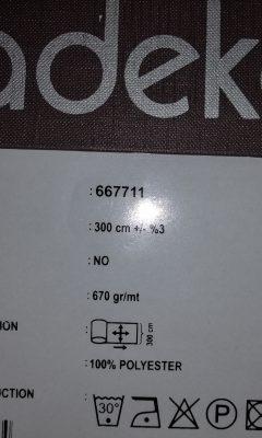 Артикул 667711 ADEKO
