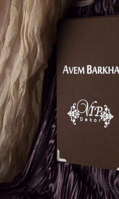 AVEM BARKHAT Vip decor/Cosset