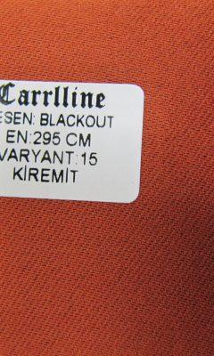 Каталог Design BLACKOUT VARYANT 15 KIREMIT CARRLLINE (КАРРЛИН)