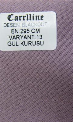 Каталог Design BLACKOUT VARYANT 13 GUL KURUSU CARRLLINE (КАРРЛИН)