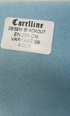 Каталог Design BLACKOUT VARYANT 09 AQUA CARRLLINE (КАРРЛИН)