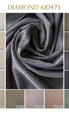 Ткань Arya Diamond 610473