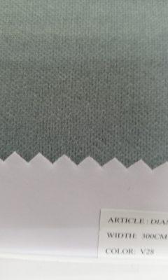 Каталог Ткань ARTICLE: DIAMOND Color V28 Green ARYA HOME (АРИЯ)