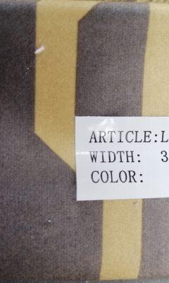 Каталог Ткань ARTICLE: LA VITA Color 2 ARYA HOME (АРИЯ)