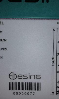 Артикул 16881 El desing (Элдесинг)