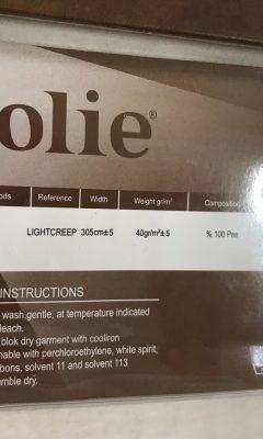 Артикул Light crep JOLIE