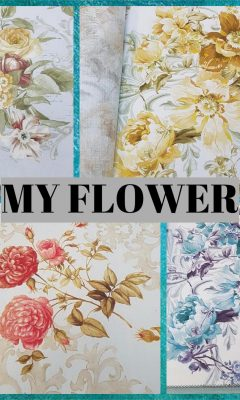 MY FLOWER collection 5 AVENUE (5 АВЕНЮ)