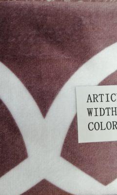 Каталог Ткань ARTICLE: LA VITA Color 18 ARYA HOME (АРИЯ)