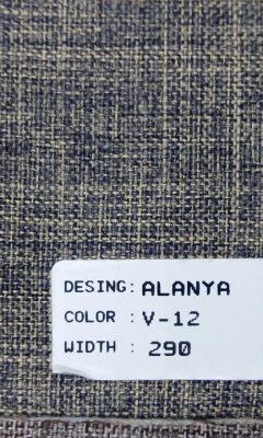 Каталог ALANYA Цвет 12 SAMA (САМА)