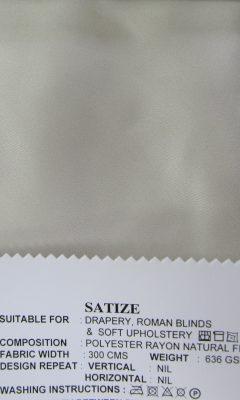 Каталог SATIZE Cat. No. 125 SR.NO. 06 ULTRA (УЛЬТРА)