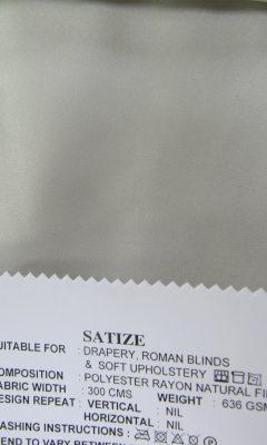 Каталог SATIZE Cat. No. 125 SR.NO. 07 ULTRA (УЛЬТРА)