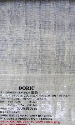 Каталог DORIC Cat. No. 126 SR.NO.07 КОЛЛЕКЦИЯ ULTRA (УЛЬТРА)