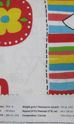 Design ACERTADO Collection Colour: 09 Unico Vip Decor/Cosset Article: Bird-B