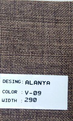 Каталог ALANYA Цвет 09 SAMA (САМА)