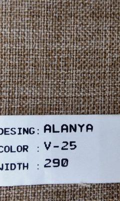 Каталог ALANYA Цвет 25 SAMA (САМА)