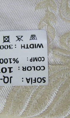 ТКАНЬ Desing JQ-22052 Color: 107 SOFIA (СОФИЯ)