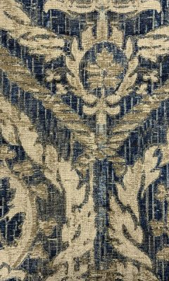 Коллекция SYLVIE FRENCH QUARTER ANTIQUE BLUE GALLERIA ARBEN (ГАЛЕРЕЯ АРБЕН)
