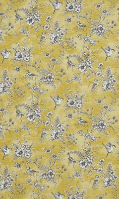 349 «Fantasy time» / 14 Finch Toile Buttercup ткань