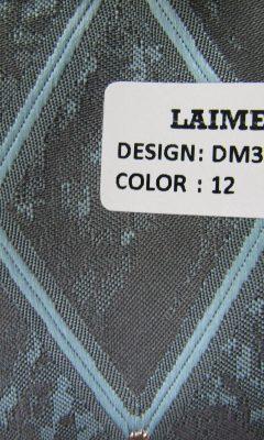LAIME Design DM3010 Color: 12 LAIME (ЛАЙМЭ)