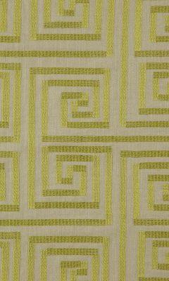 361 «Geometric» / 11 Hypnotic Chartreuse ткань Daylight