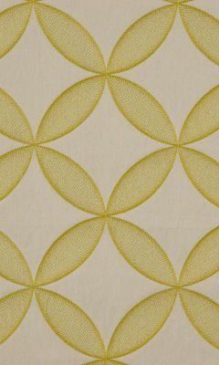 361 «Geometric» / 23 Sphere Lime ткань Daylight