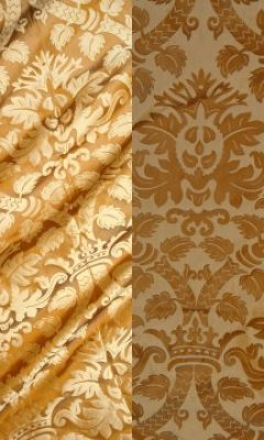 JACQUARD SILK ART. 1490/709 COL. 7381 INTEX