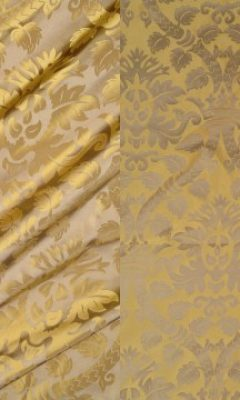 JACQUARD SILK ART. 1490/709 COL. 7448 INTEX
