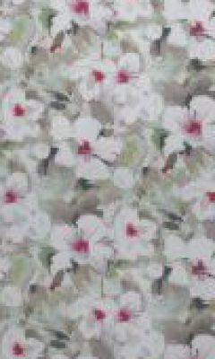 350 «Flower art» / 18 Lotus Pearl ткань