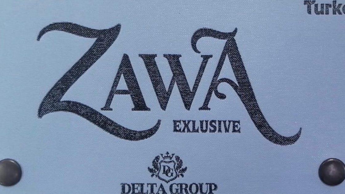 ТКАНЬ Design 20686 ZAWA (ЗАВА) Turkey