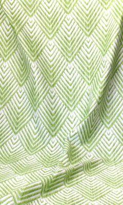 Каталог тканей для штор Siesta артикул MINERVA GEOMETRICO SATEN Цвет: verde WIN DECO (ВИН ДЕКО)