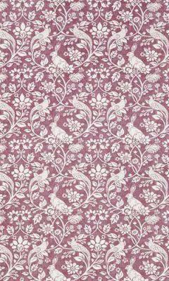 349 «Fantasy time» / 18 Heathland Elderberry ткань