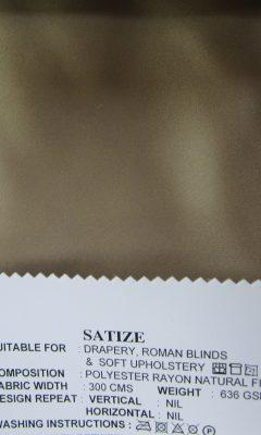 Каталог SATIZE Cat. No. 125 SR.NO. 20 ULTRA (УЛЬТРА)