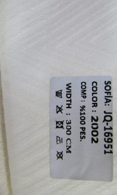 ТКАНЬ Desing JQ-16951 Color: 2002 SOFIA (СОФИЯ)