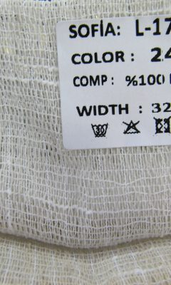 ТКАНЬ Desing L-1711 Color: 2401 SOFIA (СОФИЯ)