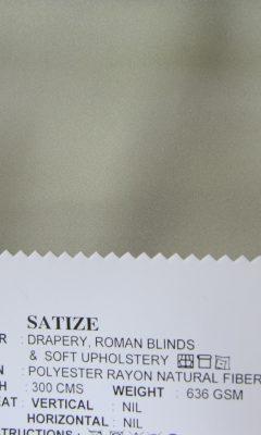 Каталог SATIZE Cat. No. 125 SR.NO. 25 ULTRA (УЛЬТРА)