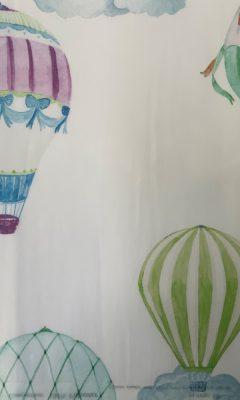 Коллекция AMALFI Design VOLO  Colour 25202 GALLERIA ARBEN (ГАЛЕРЕЯ АРБЕН)
