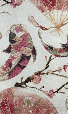 Коллекция AMALFI Design KOI  Colour 25501 GALLERIA ARBEN (ГАЛЕРЕЯ АРБЕН)