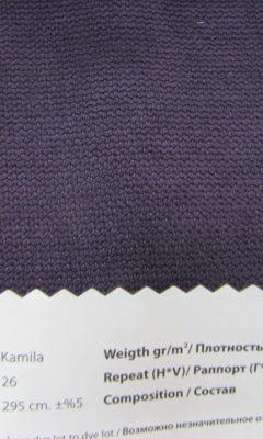 Design LISBON Collection Colour: 26 Vip Decor/Cosset Article: Kamila
