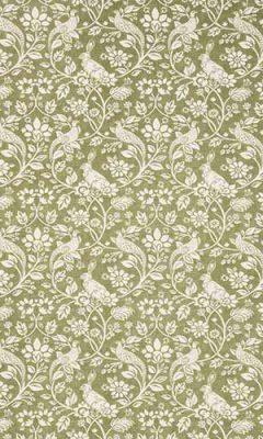 349 «Fantasy time» / 19 Heathland Moss ткань