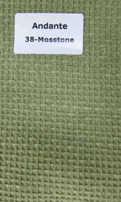 ТКАНЬ Andante Color: 38-Mosstone ANKA (АНКА)