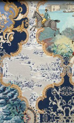 Коллекция AMALFI Design TENUTA  Colour 39301 GALLERIA ARBEN (ГАЛЕРЕЯ АРБЕН)