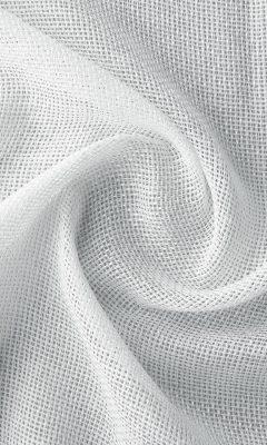 Коллекция Felicity Артикул Fresh Цвет: White-Grey Греческие тюлевые ткани DAYLIGHT (Дейлайт)