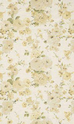 350 «Flower art» / 2 Amelie Primrose ткань