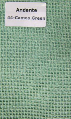 ТКАНЬ Andante Color: 44-Cameo Green ANKA (АНКА)