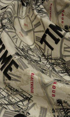 Clock Цвет: 45 gris  WIN DECO
