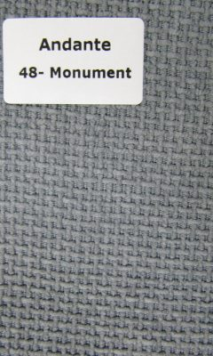 ТКАНЬ Andante Color: 48-Monument ANKA (АНКА)