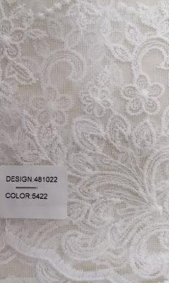 ТКАНЬ Desing 481022 Color 5422 SOFIA (СОФИЯ)